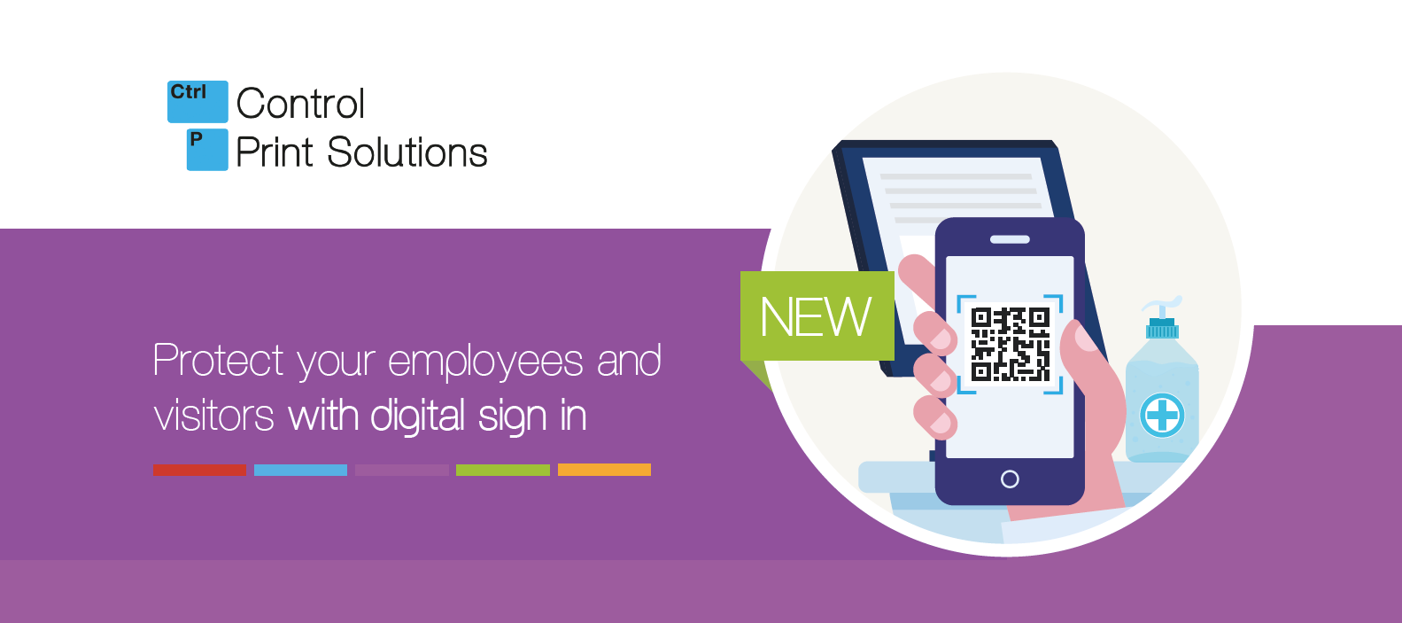 Digital Sign-in Solution