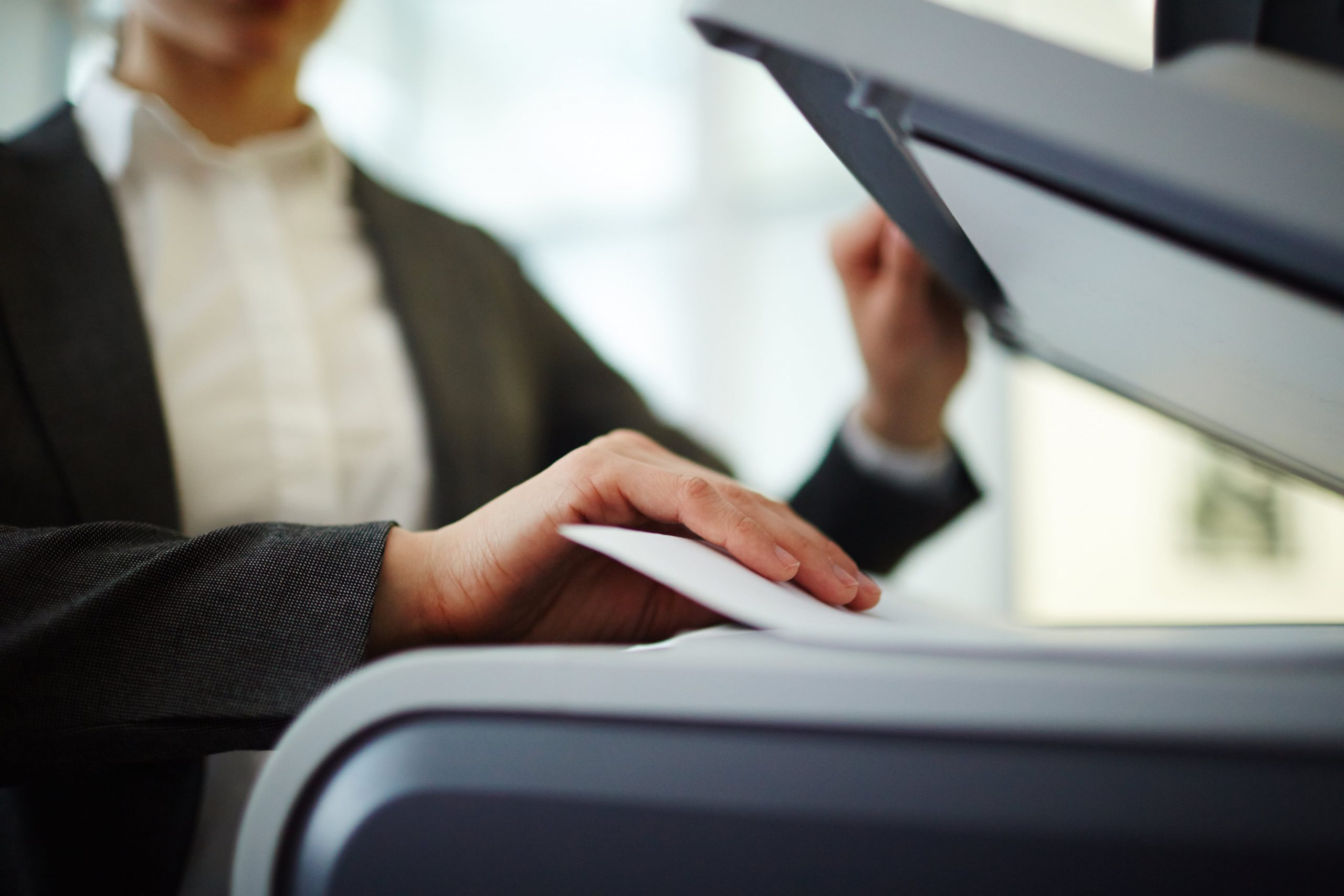 The Benefits Of Leasing A Printer Over Purchasing One