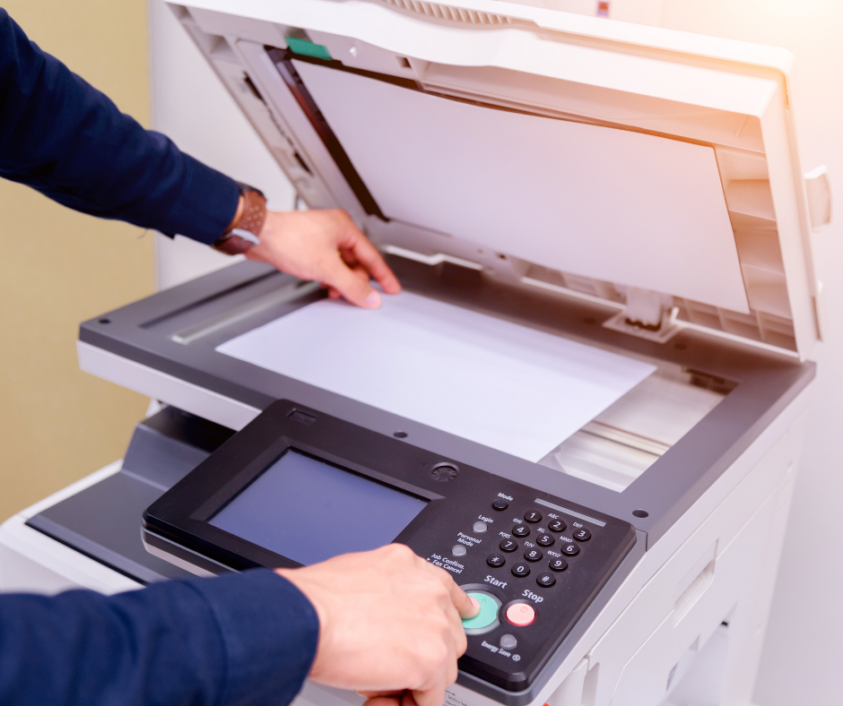 Things your photocopier can do that you didn't know about
